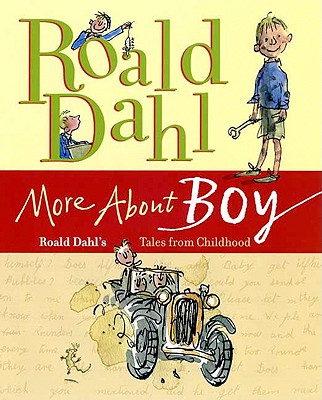 More About Boy By Dahl, Roald